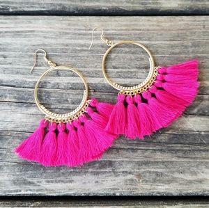New Tassel Earrings Bohemian Boho style
